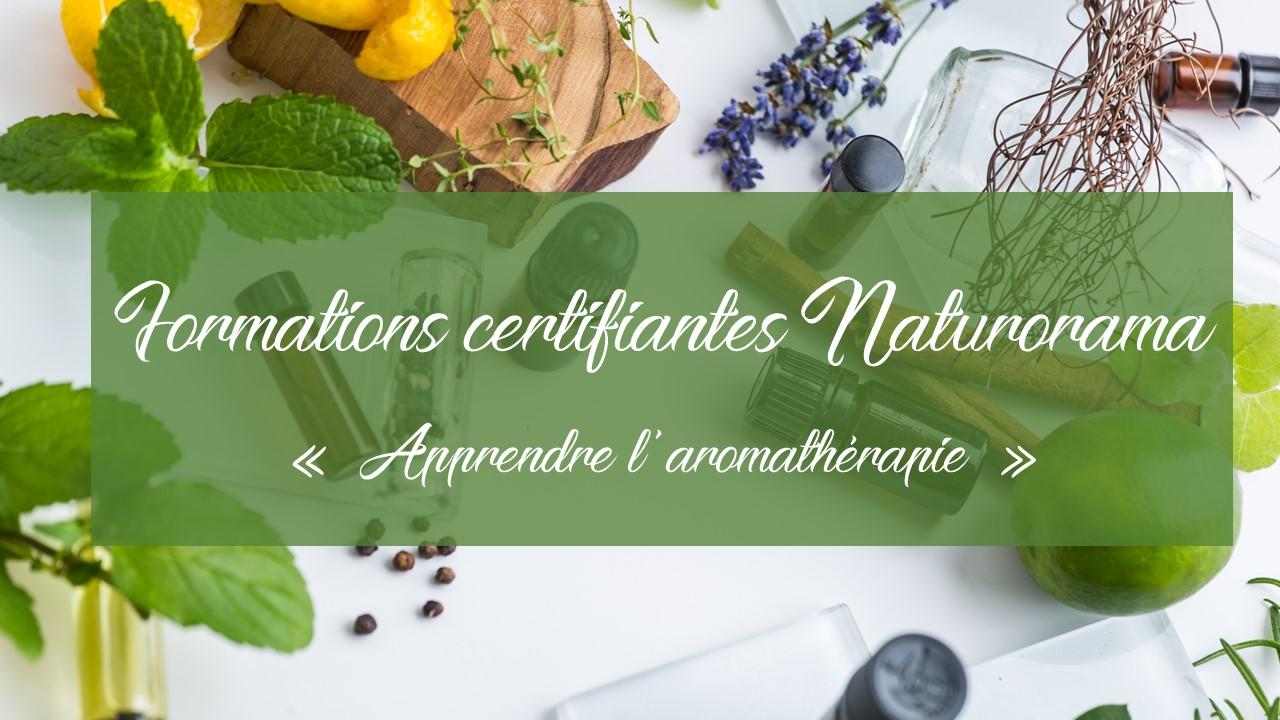 formations certifiantes naturorama